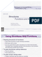 C-Programming-and-Data-Structures-t15-B-Structures-Functions-And-Arrays