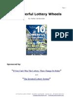 10 Powerful Lottery Wheels