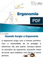 Treinamento de Ergonomia - 2 Hs.