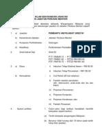 Iklan Pengambilan Pembantu Am Pejabat Gred n1 (3-2008)