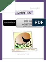 Plan de Marketing.