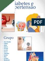 Seminário-Diabetes e hipertensão -2011