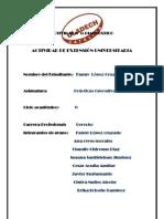 Diagnostico de Practicas Operativas Justas