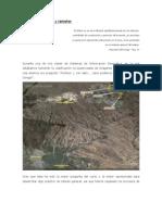 EIA Conga I - Áreas y tamaños