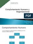 Expo Comport a Mien To Humano y Organizacional