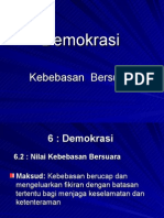 Moral Form 4 Demokrasi