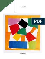 o Caracol Geometria Matisse