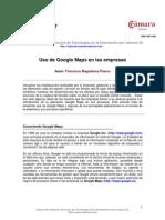 Google Maps en la empresa