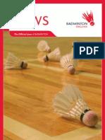 Badminton Laws(3)