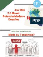 Web 2.0 e Web móvel 2.0