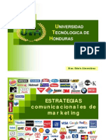 Estrategias Comunicacionales de Marketing
