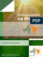 Projeto Apostólico Comum (PAC) 2011-2012