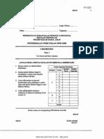 SPM Percubaan 2008 Kedah Chemistry Paper 2