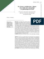 Menéndez, Eduardo L. - De racismos, esterilizaciones y algunos otros olvidos [2009]