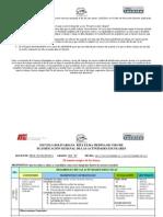 Modelo de planificación Semanal 07112011 al 11112011