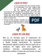Progrma RSS
