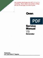 Onan_YB_GenManual