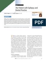 Epilecpsy Dental -Pav
