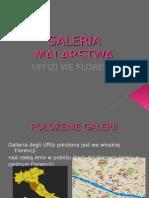 Galeria Malarstwa Ufizzi