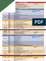 Programação ONG Brasil 2011