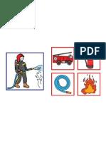 oficio bombero