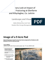 Possible Fracking Pad Locations Glenfarne and Kiltyclogher Landscape and Visual 22-10-2011