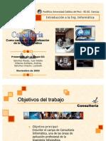 consultoria informatica
