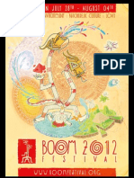 Boom2012 Booklet