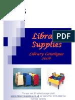 Library Supplies Catalogue
