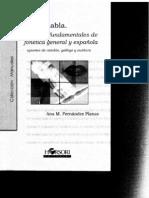 Fernandez Planas Ana m (2005) Asi Se Habla. Nociones Fund Amen Tales de Fonetica 200 Pp [Horsori].