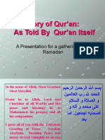 Story of Qur'an Arabic English 03