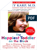 The Happiest Toddler on the Block by Harvey Karp, M.D. (excerpt)