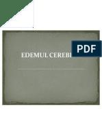 Edemul Cerebral - Pre Zen Tare