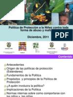 09. Política Protección Niñez Fondo Acción