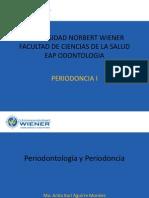 1 WIENER Periodontologia y Period on CIA