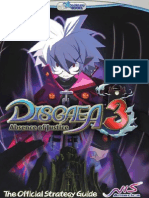 Disgaea 3 - The Official Strategy Guide