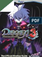 Disgaea D2 Strategy Guide Pdf