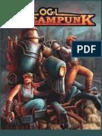 Steampunk D20 OGL