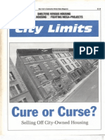 City Limits Magazine, February 1992 Issue