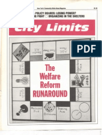 City Limits Magazine, June/July 1992 Issue