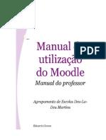 Manual de Utilizacao Do Moodle - Eduarda