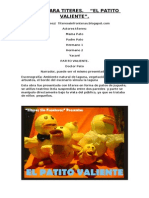 EL PATITO VALIENTE