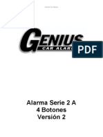 Alarma Genius 2A 4bot