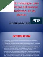 Proyecto de Didactia Biologia