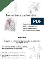 Biomecánica Hombro JCM