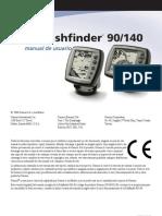 Sonda 90-140 - Manual de Usuario