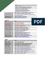 Academic Calendar Amended) as of 11 7 2011 (2)