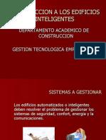Introduccion a Los Edificios Inteligentes