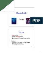 Slides 2 BasicSQL