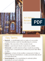 Art History Review- Justinian to Gothic